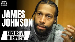 James Johnson ready for UFC Fights After NBA Career If Dana White Calls! (NBA Fight Interview)