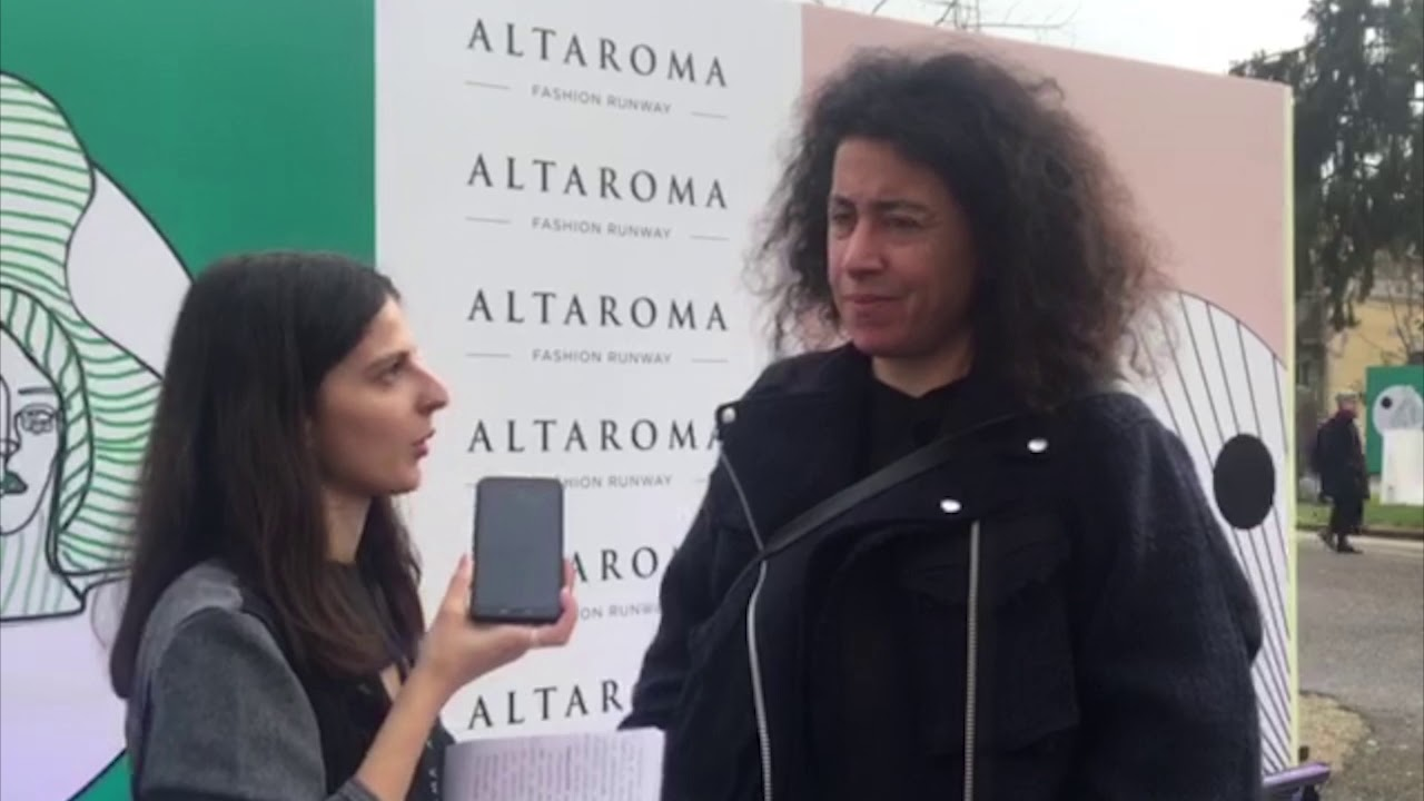 Video-Intervista a Sara Sozzani Maino