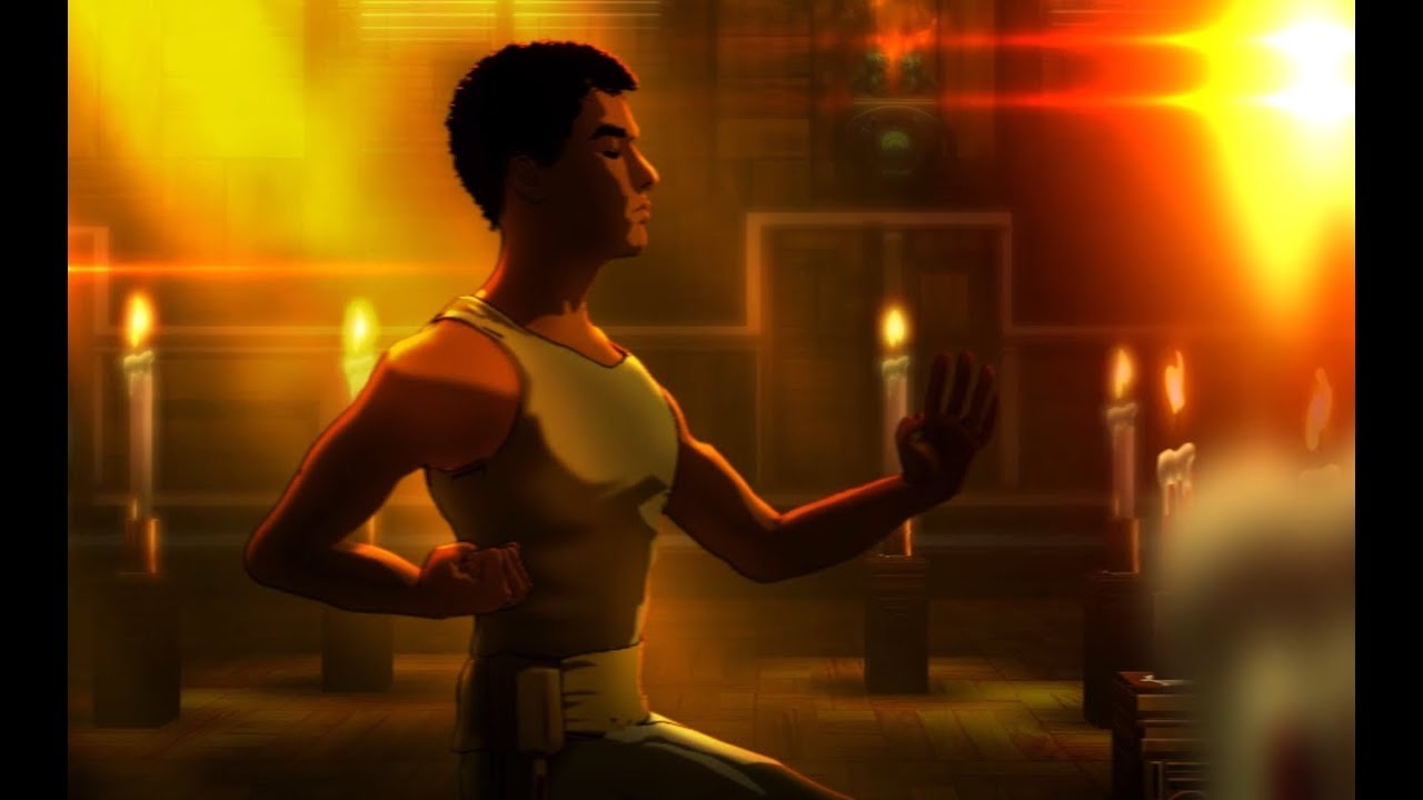 RISE of the LAST DRAGON animated series TEASER TRAILER 3