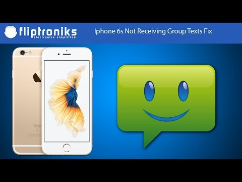iphone not getting texts iphone 6s not receiving texts fix fliptroniks 15341