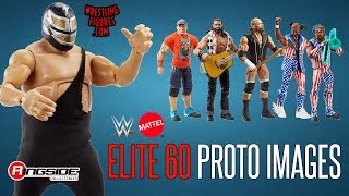 MUST SEE! NEW Mattel WWE Elite 60 Proto Images!
