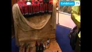 Askara Art Gallery Manufacture Handicrafts From Trees/waste Fabric/scraps (exhibitorstv @my Karachi)