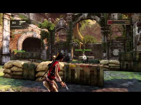 Uncharted 2 Multiplayer: The Fort - Survival [HD 720p]