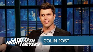 Colin Jost Was a Child Debater - Late Night with Seth Meyers