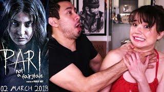 PARI | Anushka Sharma | Teaser Trailer Reaction!