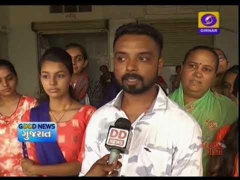 Good News Gujarat | રાજકોટની મહિલાઓની તલવારબાજીના દિલધડક કરતબો | DD News Gujarati