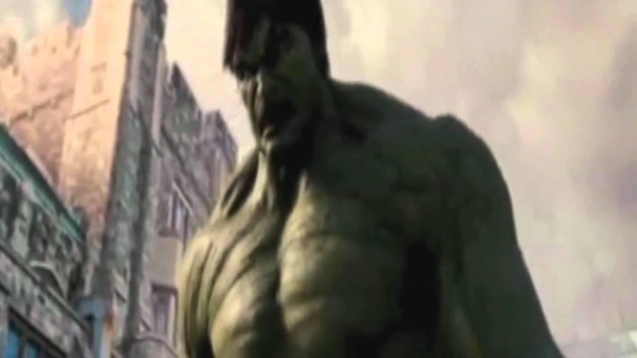 The Incredible Hulk: I'm not the bad guy - YouTube