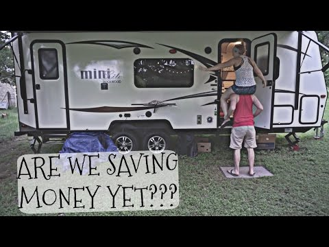 RV LIVING COST VS. RENTING A HOME - WHAT WE'RE FINDING OUT