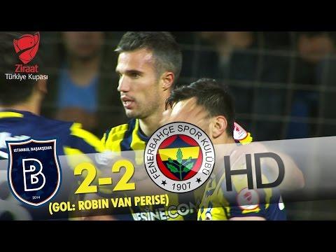 Başakşehir:2 - Fenerbahçe: 2 - Gol: Robin Van Persie