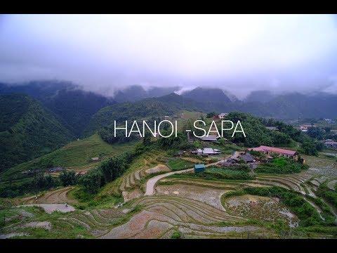 เที่ยว Hanoi-Sapa 2017