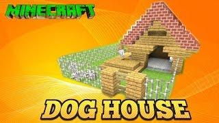 MINECRAFT TUTORIAL: DOG HOUSE (TU33)
