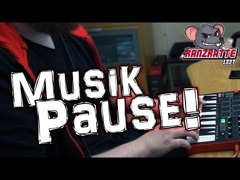 Musik-Pause im Stream! | Ranzratte1337
