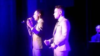 Richard & Adam Sage Gateshead 02.03.15 Without you