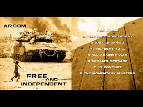 Ardom - Free and Independent - Instrumental (Full Album Stream)