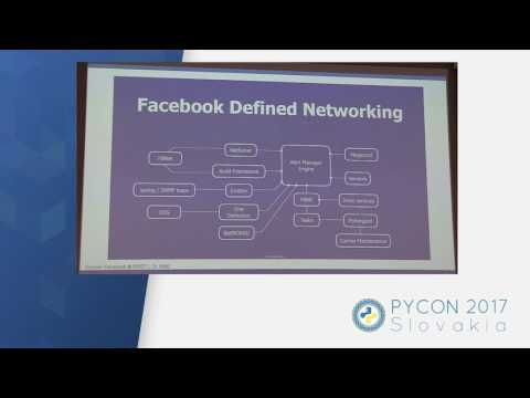 Elisa Jasinska - Automating Network Equipment with Python