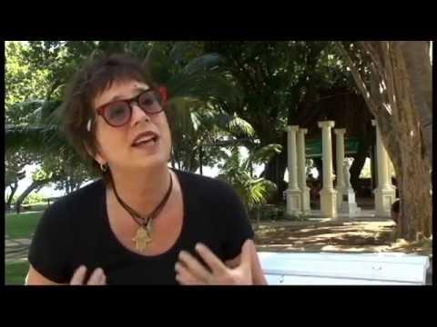 Eve Ensler in Cuba