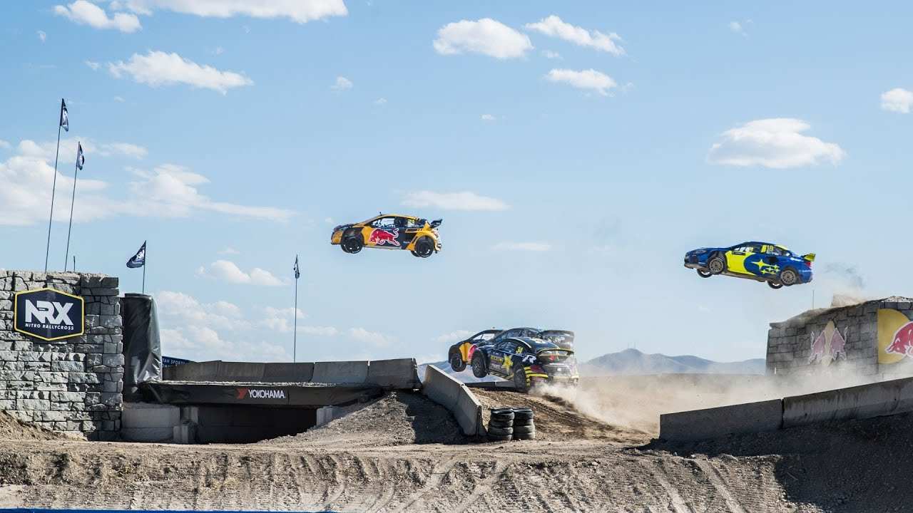 NITRO RALLYCROSS POISED FOR GLOBAL EXPANSION, GROUNDBREAKING ELECTRIC SERIES