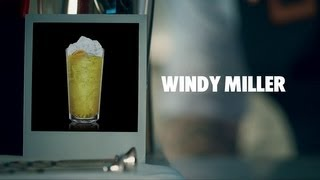 Windy Miller Drink Recipe - How To Mix