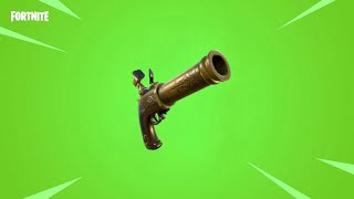 FORTNITE NEW WEAPON: FLINTLOCK PISTOL OUT NOW!