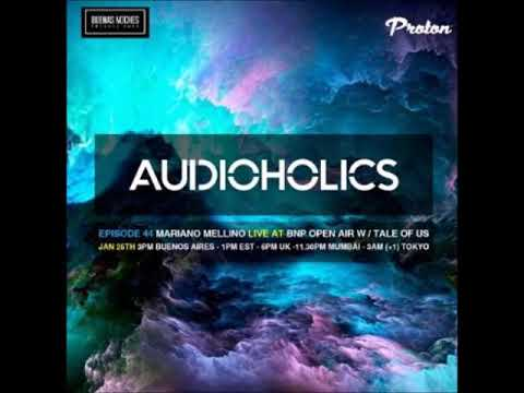 Mariano Mellino - Audioholics Episode 44 Live At BNP Open Air W Tale Of Us