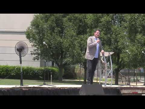 Pastor Kent Christmas   The Second Coming of the Lord   Rock