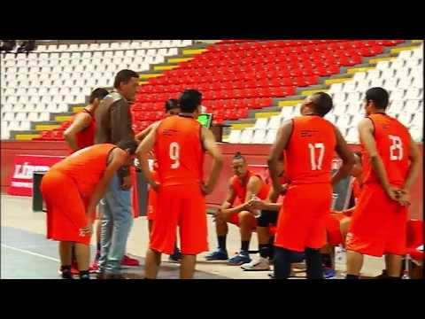 En vivo Liga de Basketball de Trujillo