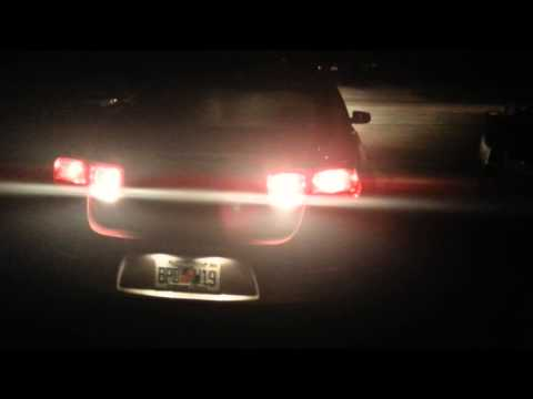 2013 Chevrolet Malibu night time tour
