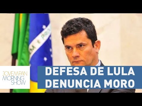 Defesa de Lula denuncia juiz Sérgio Moro à ONU