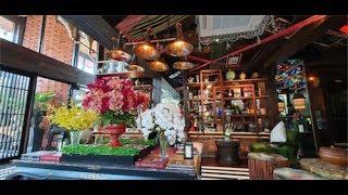 一間具有泰式風情的平價美麗酒店Dhevi Bangkok Hotel