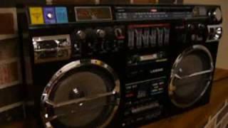 Repeat youtube video Lasonic TRC-931 boombox
