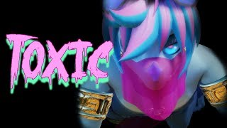【MMD】Toxic | Grimbelle『+Motion DL』