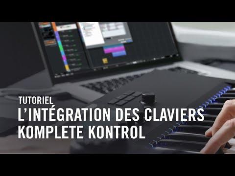 Comment piloter ton DAW avec les claviers KOMPLETE KONTROL | Native Instruments