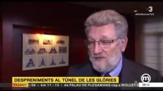 La Comissió de Mobilitat, present en el programa 'Els Matins' de TV3