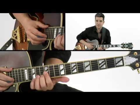50 Smooth Jazz Licks - #1 - Guitar Lesson - Gil Parris