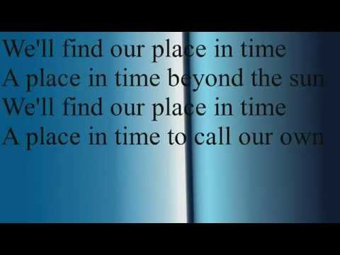 A Place In TimeAmanda Abizaid Lyrics