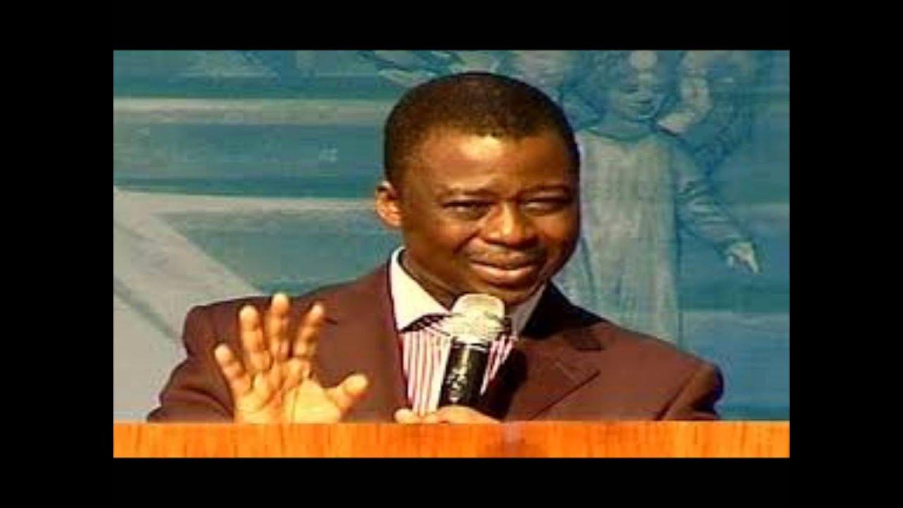 DR D K OLUKOYA -  THE HOLY SPIRIT