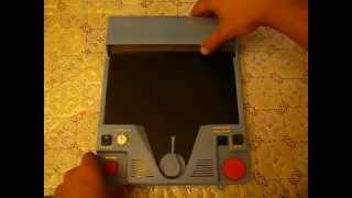 видео Выставка электронных игр и игровых автоматов
