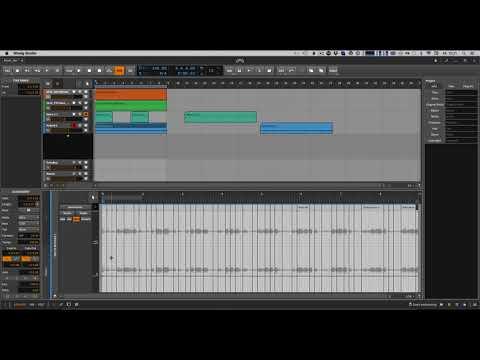 Bitwig Studio 2 - Audio Algorithm Tricks