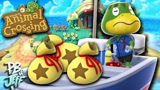 Animal Crossing: New Leaf | To Tortimer's Island! (Part 8)