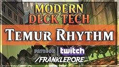 (Magic Online) Modern Deck Tech: Temur Rhythm