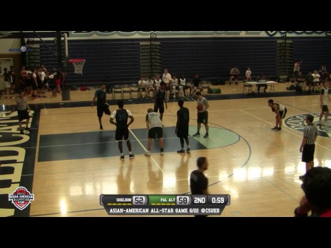 Sheldon vs Palo Alto High School Boys Basketball Summer Shoo