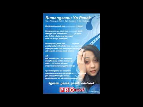 Rumangsamu Yo Penak _ Prista Apria Risty_