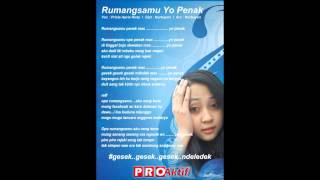 Rumangsamu Yo Penak _ Prista Apria Risty_ Official Video