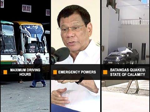 UNTV: Hataw Balita (April 10, 2017)