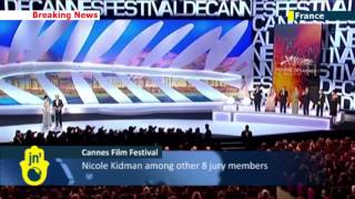2013 Cannes Film Festival officially gets underway Steven Spielberg heads this year's jury