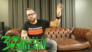 DIABLO BLVD - The Importance Of Mass  Media on 'ZERO HOUR' (OFFICIAL TRAILER)
