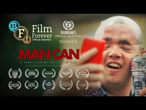 MAN CAN Raindance Award Winning Short Film