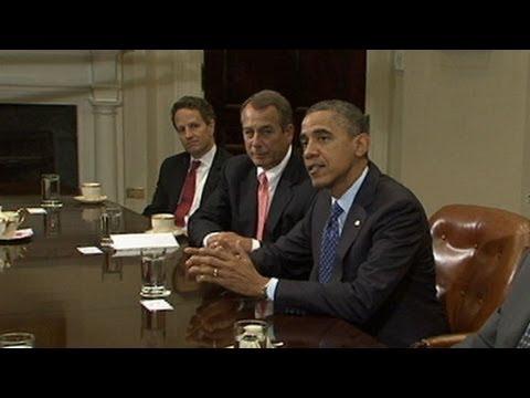 President Obama, John Boehner Confident in Reaching Agreement on Fiscal Cliff