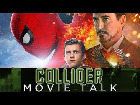 spider-man:-homecoming-newest-trailer---collider-movie-talk