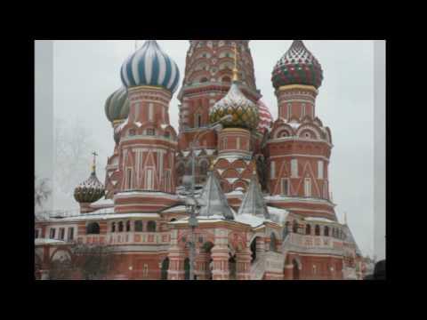 MOSKVA - Chrám Vasilije Blaženého (Rusko)